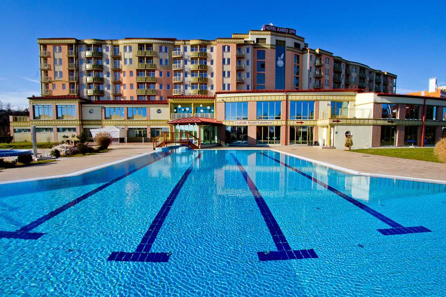 Hotel Karos Spa – sala gry Memoriału Gyula Saxa