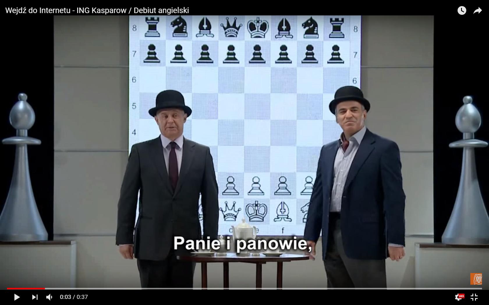ING Kasparov