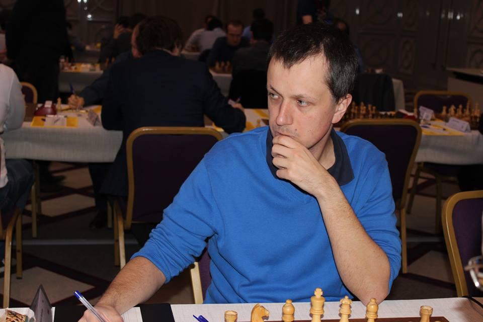 Radosław Wojtaszek - lider ME po IX rundach :)