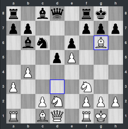 Anand – Mamedyarov pozycja po 11. Gg6   Tata Steel Masters 2019
