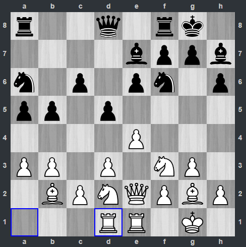 Fedoseev – Shankland pozycja po 13. Wad1 | Tata Steel Masters 2019