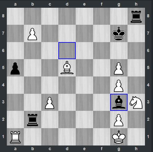 Rapport – Kramnik pozycja po 42. ... Gg3 | Tata Steel Masters 2019