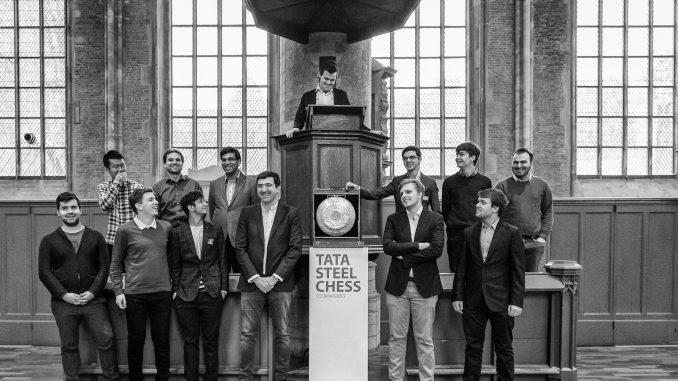 Zawodnicy Tata Steel Masters 2019 - Magnus Carlesen znowu na szczycie