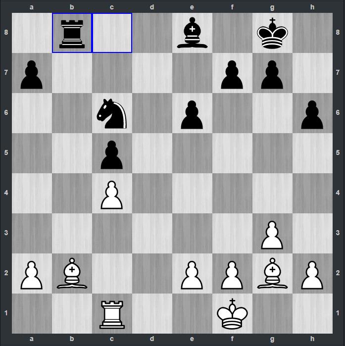 Vidit-Van Foreest po 23…Wb8. Co przeoczył Rosjanin?