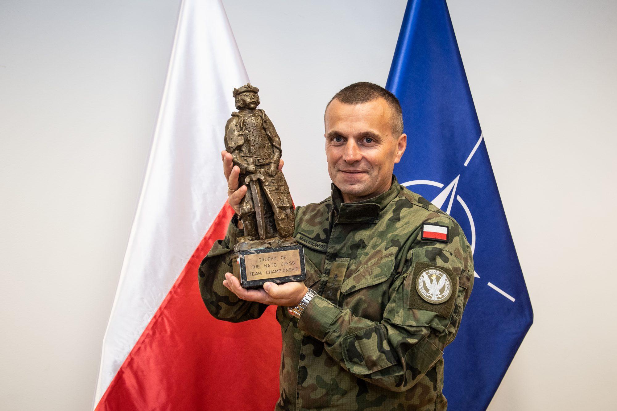 Tomasz Malinowski, NATO Chess