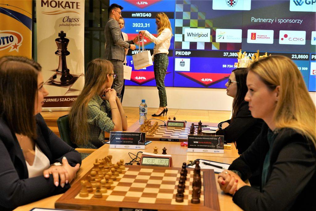 Daniel Sadzikowski, Katarzyna Dwilewicz, Mistrzostwa Polski w szachach 2019