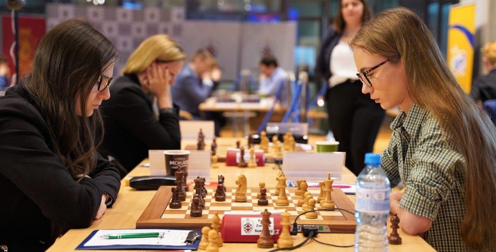 Anna Kubicka, Alicja Śliwicka, Mistrzostwa Polski w szachach kobiet 2019