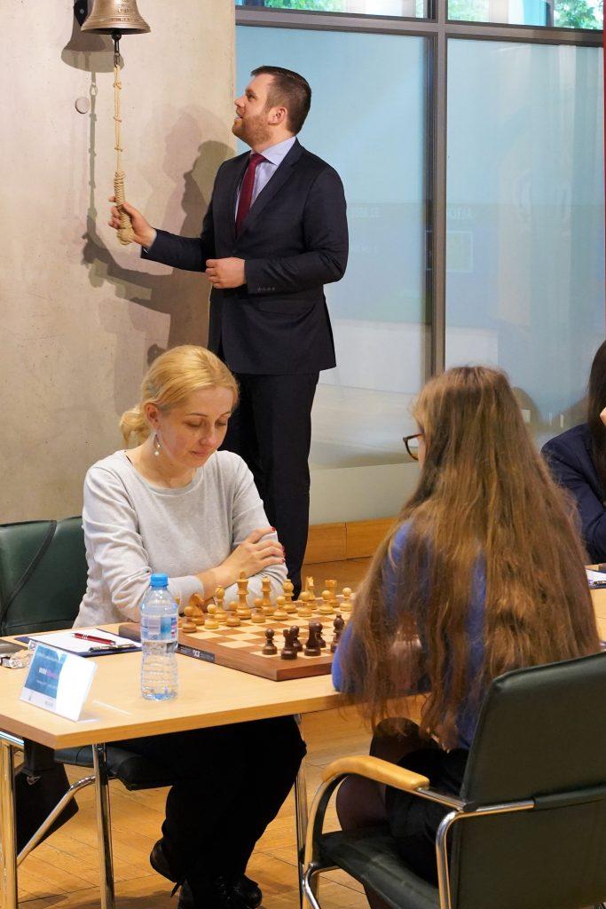 Łukasz Turlej, Mistrzostwa Polski w szachach 2019