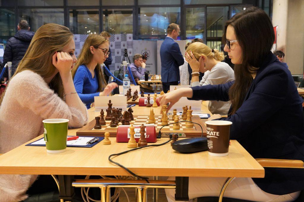 Katarzyna Dwilewicz, Anna Kubicka, Mistrzostwa Polski w szachach 2019
