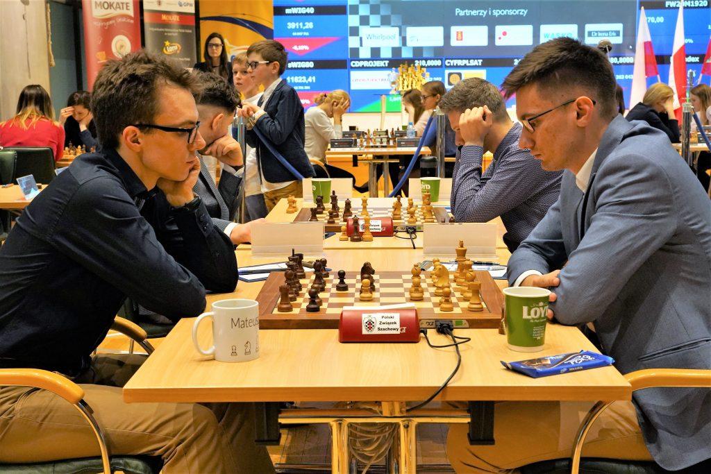 Mateusz Bartel, Daniel Sadzikowski, Mistrzostwa Polski w szachach 2019