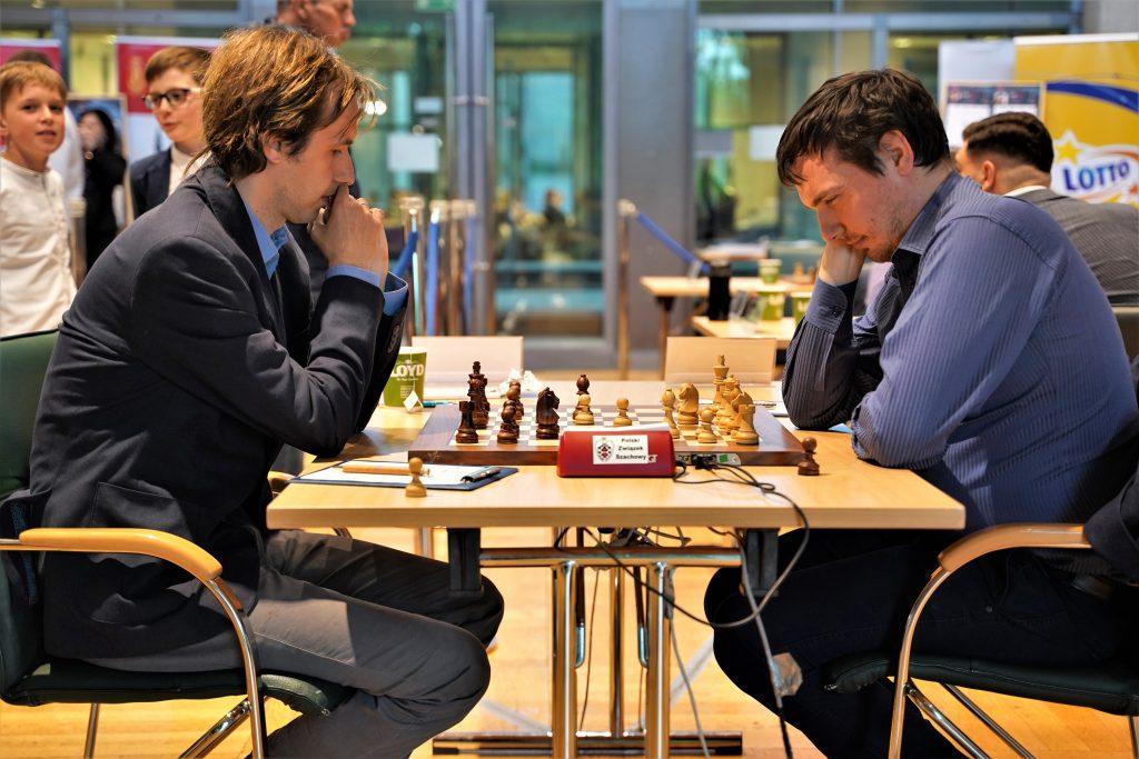 Jacek Tomczak, Kacper Piorun, Mistrzostwa Polski w szachach 2019