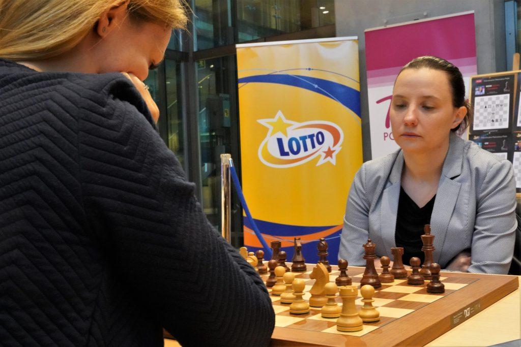 Jolanta Zawadzka Mistrzostwa Polski w szachach 2019