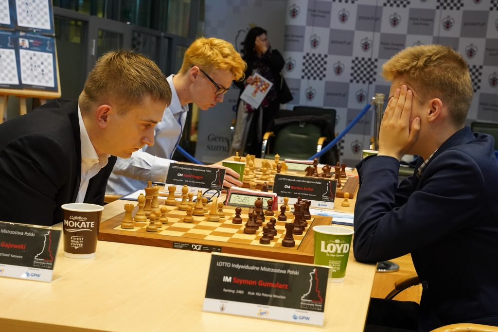 Grzegorz Gajewski, Szymon Gumularz, Mistrzostwa Polski w szachach 2019