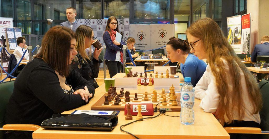 Klaudia Kulon, Alicja Śliwicka, Mistrzostwa Polski w szachach Kobiet 2019