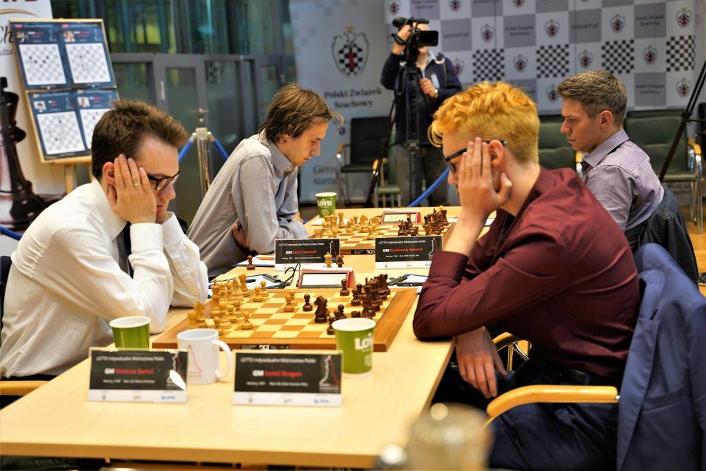 Mateusz Bartel, Kamil Dragun, Mistrzostwa Polski w szachach 2019