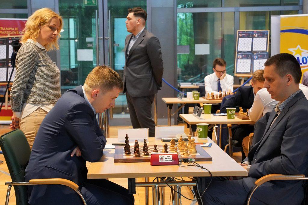 Grzegorz Gajewski, Bartosz Soćko, Mistrzostwa Polski w szachach 2019