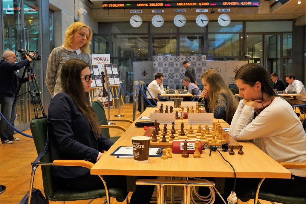 Anna Kubicka, Joanna Majdan, Mistrzostwa Polski w szachach Kobiet 2019