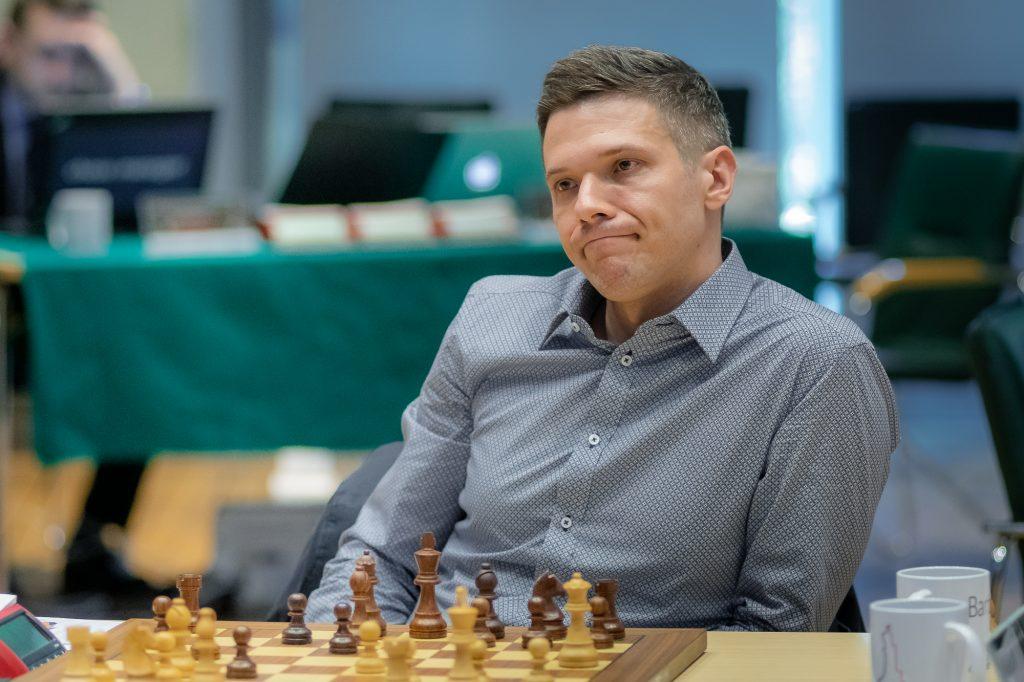 Bartłomiej Heberla, Mistrzostwa Polski w szachach 2019