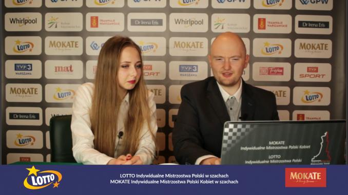 Katarzyna Dwilewicz i Kamil Plichta, Mistrzostwa Polski w szachach 2019