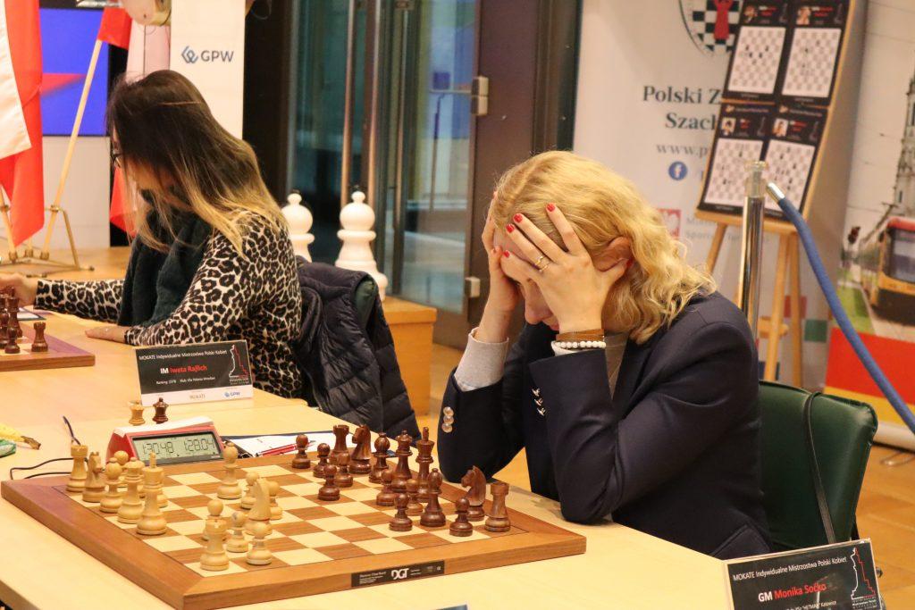 Monika Soćko, Mistrzostwa Polski w szachach Kobiet 2019