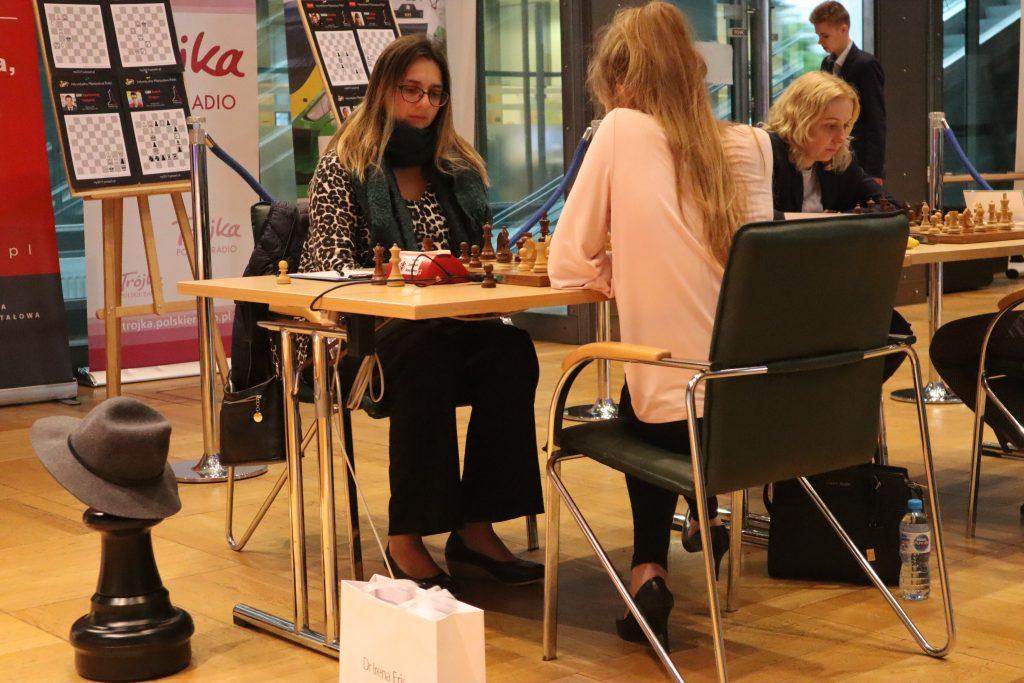Iweta Rajlich, Mistrzostwa Polski Kobiet w szachach