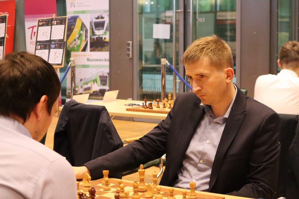 Grzegorz Gajewski, Mistrzostwa Polski w szachach 2019