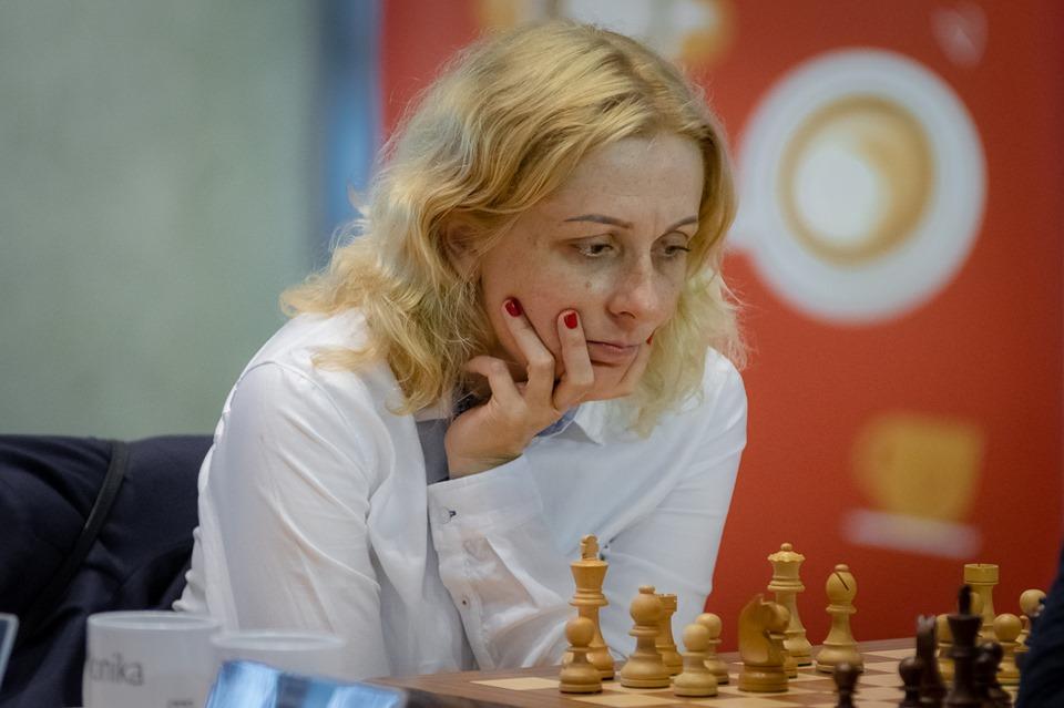 Monika Soćko, Mistrzostwa Polski w szachach 2019