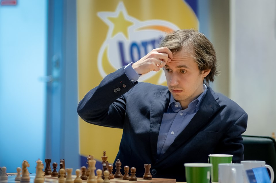 Jacek Tomczak, Mistrzostwa Polski w szachach 2019