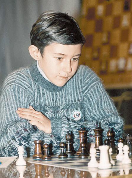 Sergey Karjakin, najmłodszy arcymistrz