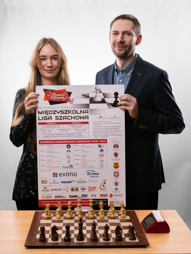 Alicja Śliwicka i Arkadiusz Matczyński