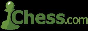 logo chess.com - największej strony do gry w szachy online