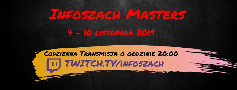 Infoszach Masters fejsbuk