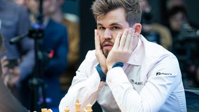 Magnus Carlsen, Moskwa 2019