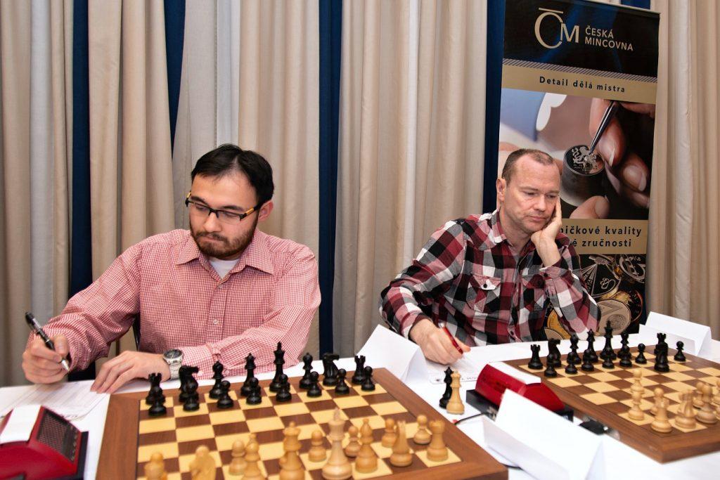 Piotr Nguyen, Hanness Stefannson na turnieju w Pradze