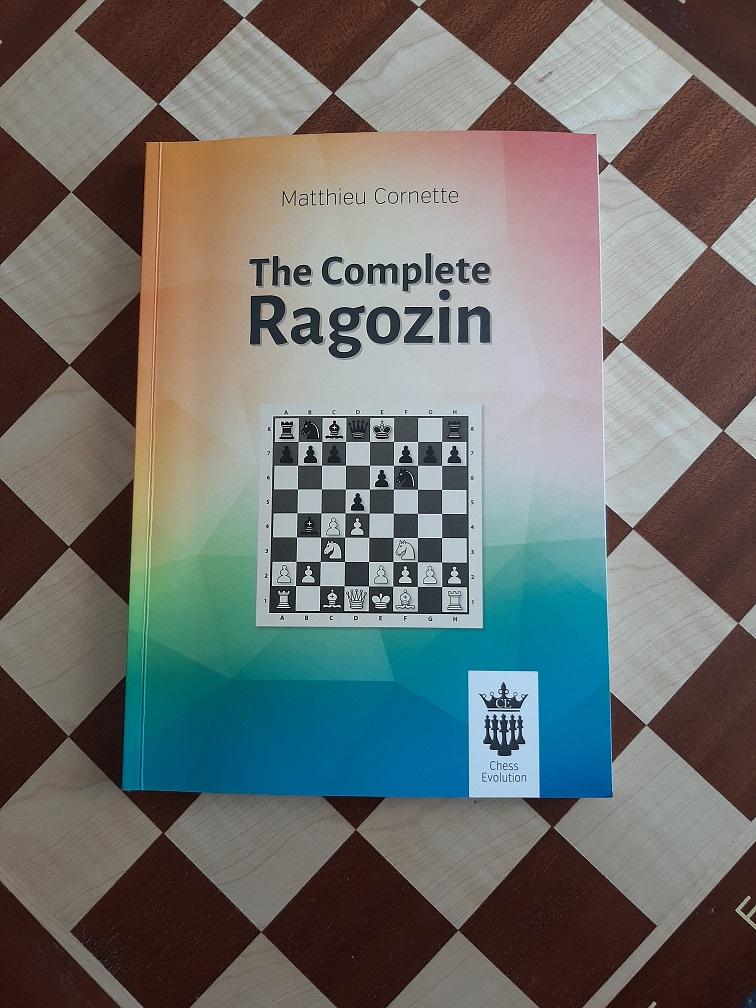 Książka o debiucie szachowym - Ragozin